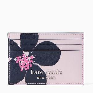 Kate Spade cameron 🌸 slim card holder